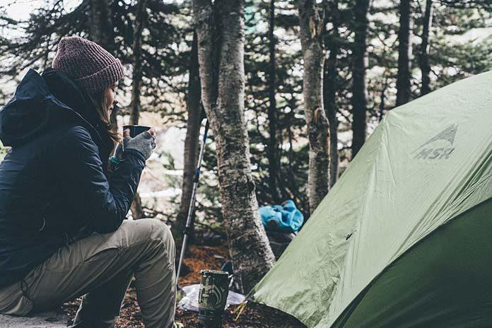 Noclegi pod namiotem