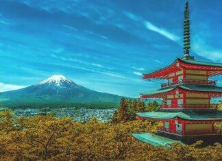 izolacja w Japonii